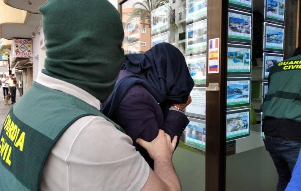 Nederlander heeft vrouw in makelaarskantoor Moraira gedood