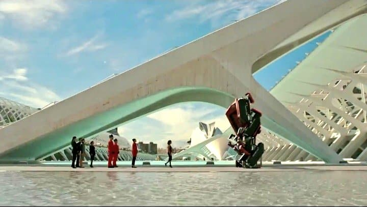 Seizoen 3 HBO serie Westworld ook opgenomen in Spanje
