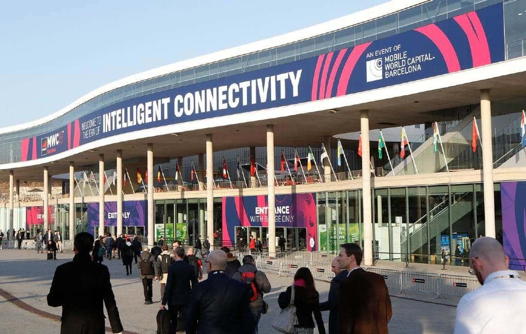Minder assistentie Mobile World Congress Barcelona vanwege coronavirus