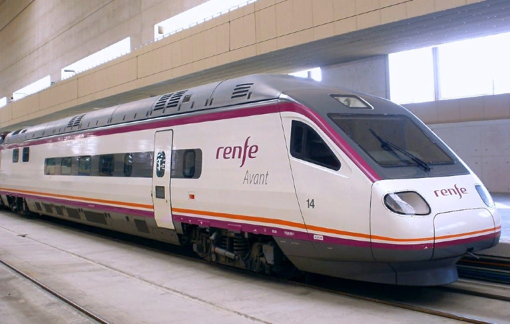 Nieuwe snelle treinverbinding tussen Sevilla, Córdoba en Granada