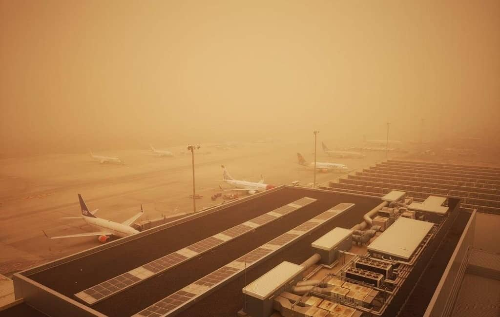 Vliegvelden Gran Canaria en Tenerife gesloten vanwege calima