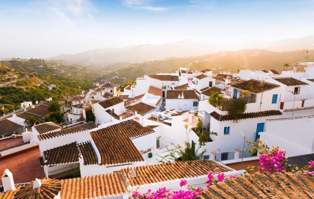 Zes toeristisch interessante dorpen erbij in Andalusië