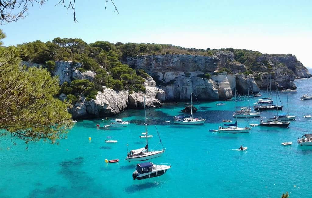 Slechts een Spaanse notering op de lijst van European Best Destinations