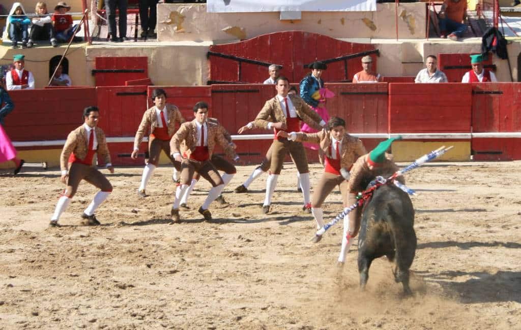 Spanje's buurland Portugal verhoogt BTW op stierengevechten