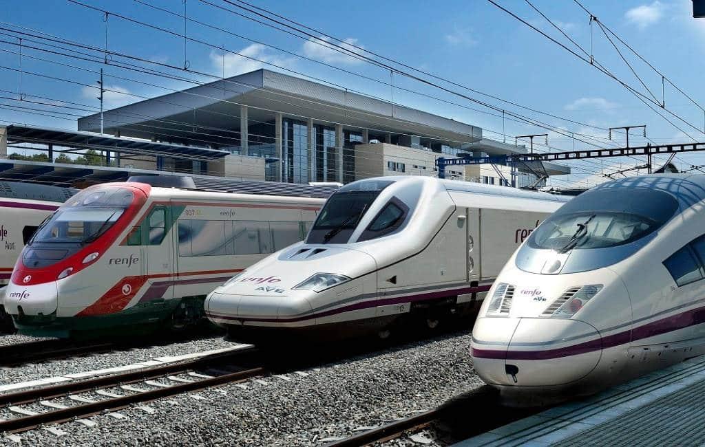 Spaanse spoorwegmaatschappij Renfe opent in juni nieuwe website en app
