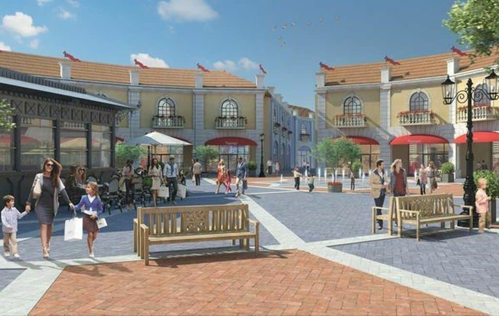 Winkelcentrum Málaga Designer Outlet opent op 13 februari