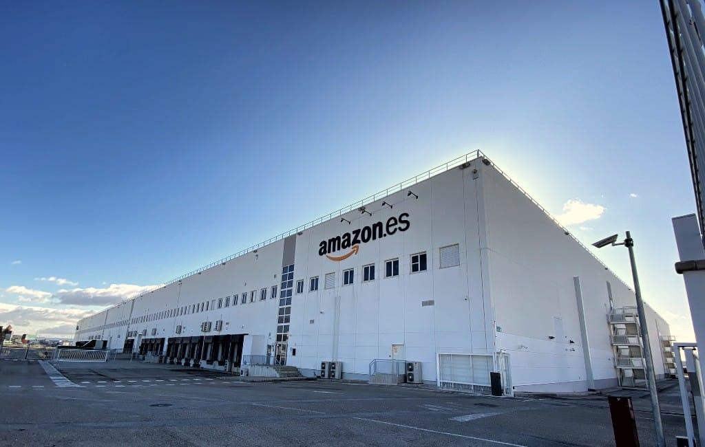 Amazon creëert 1.000 banen met logistiek centrum in Murcia