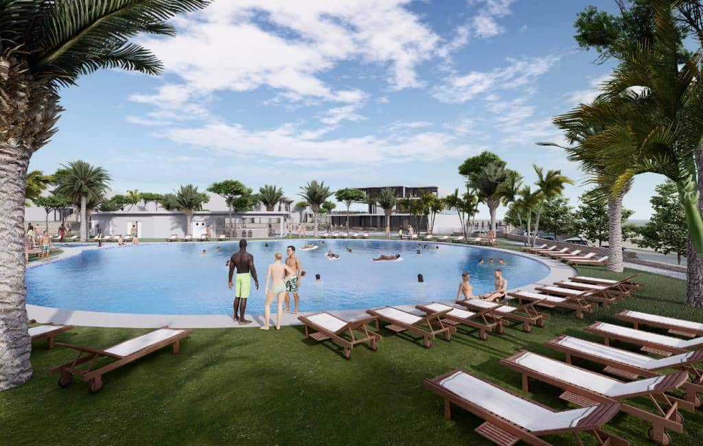 Gesloten Camping La Unión in Salou wordt luxe hotel/resort