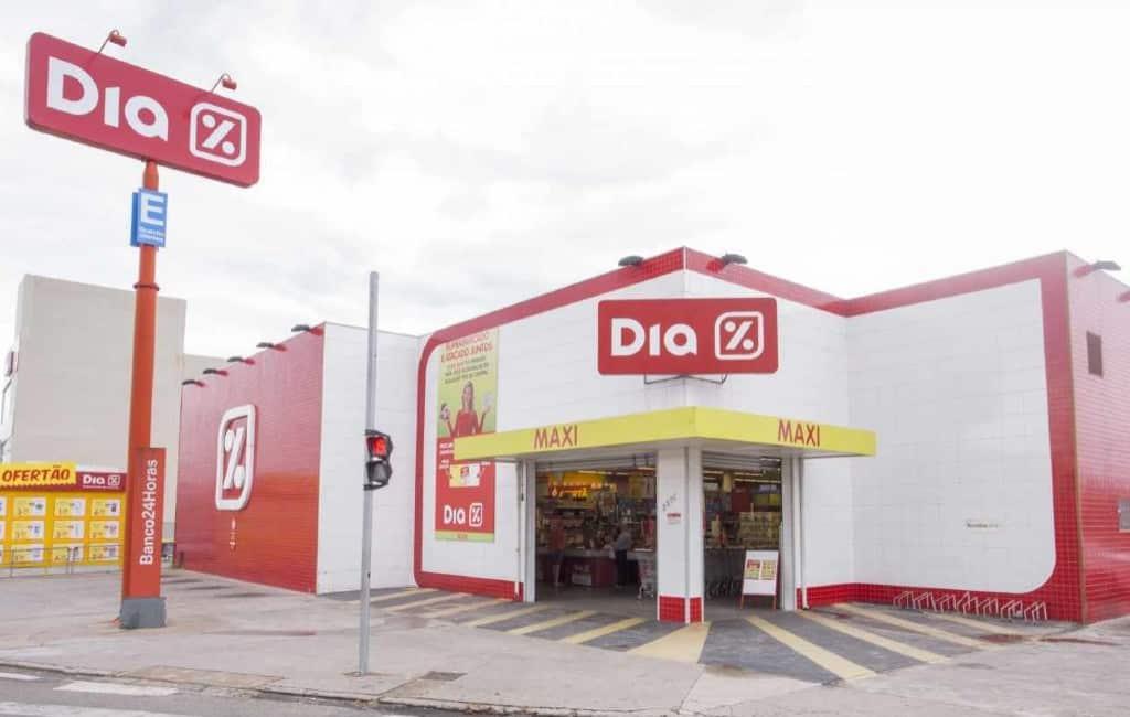 Día supermarktketen sluit 458 winkels in Spanje