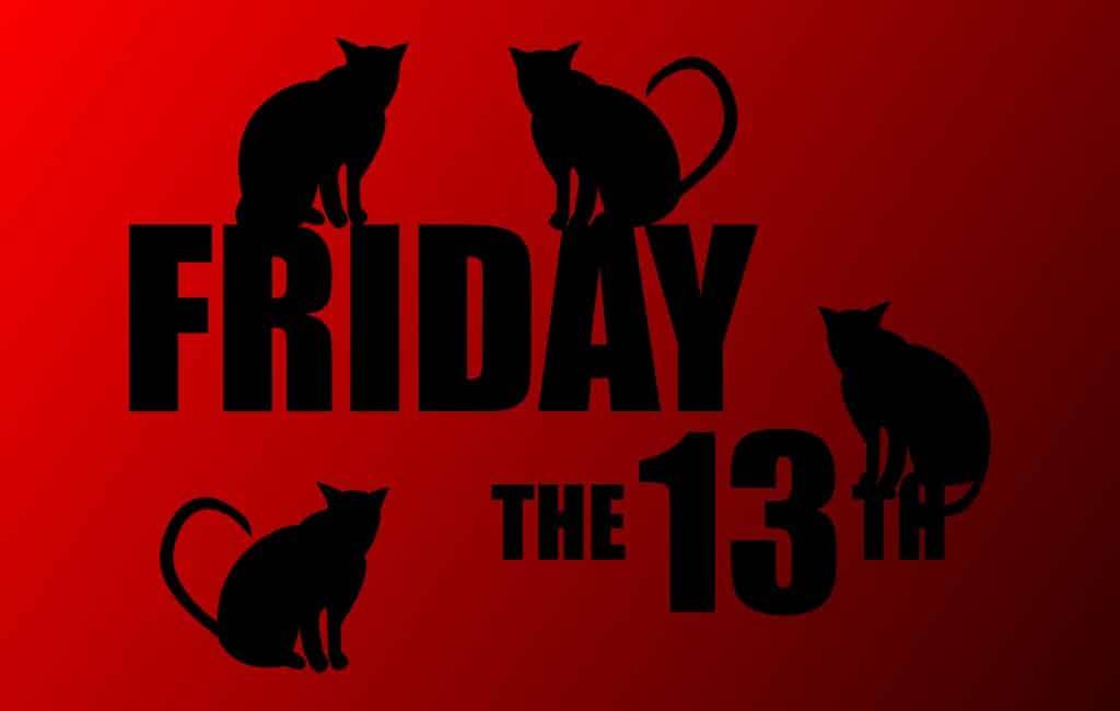 Vandaag is het vrijdag de 13e maar geen ongeluksdag in Spanje