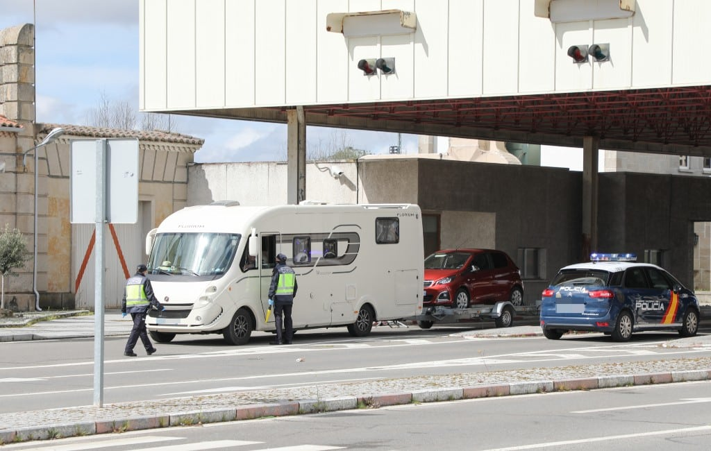 Portugese pers: Camperrijders mogen Portugal en Spanje verlaten