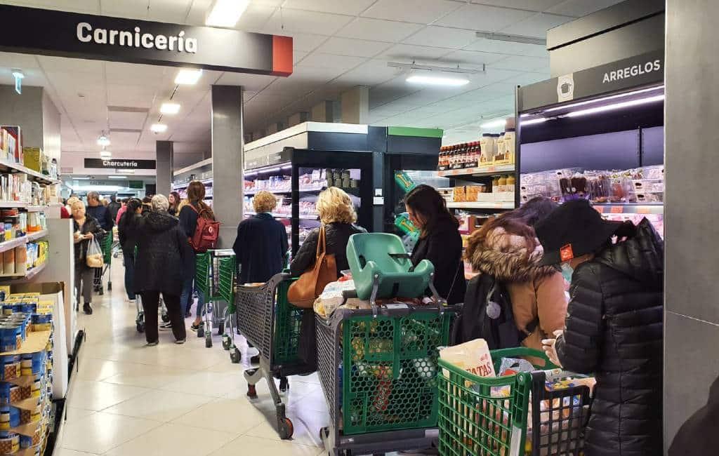 Tips voor kopen in Mercadona in tijden van de corona-crisis