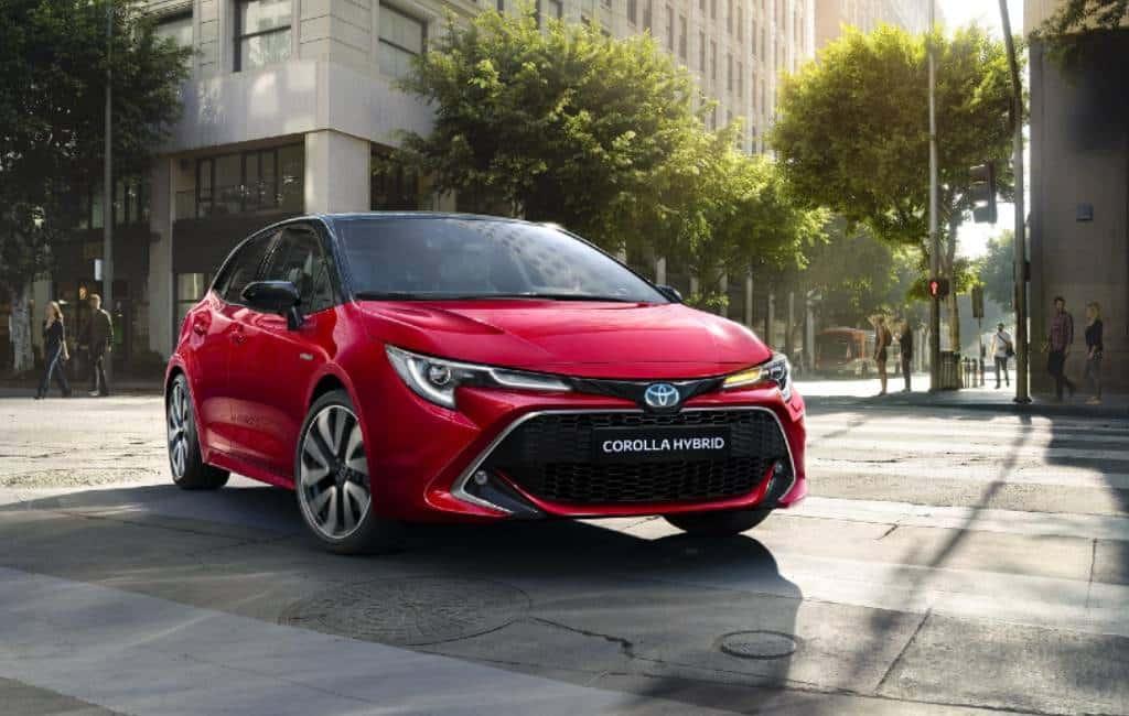 Top 10 verkochte hybride auto's in Spanje in 2020