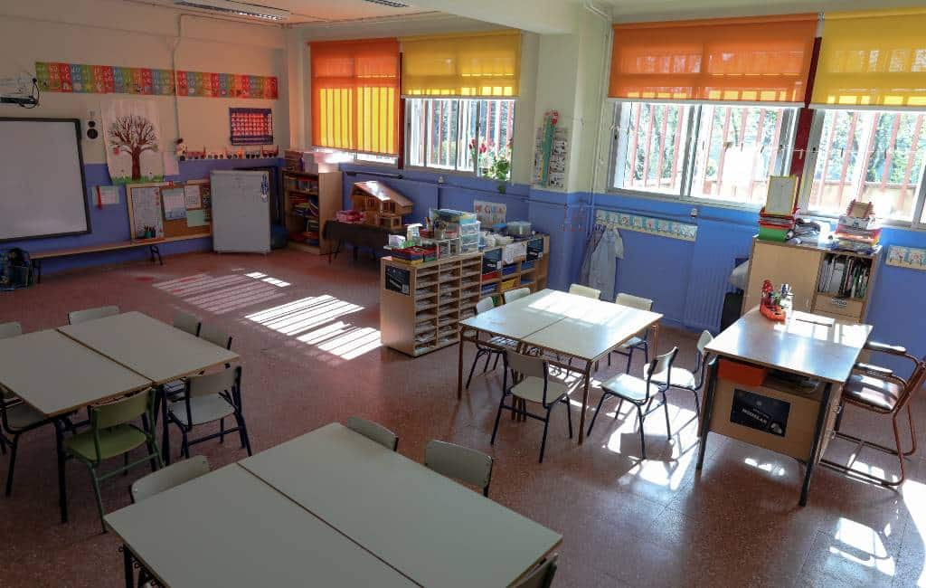 Alle scholen in Spanje vanaf maandag dicht vanwege het coronavirus