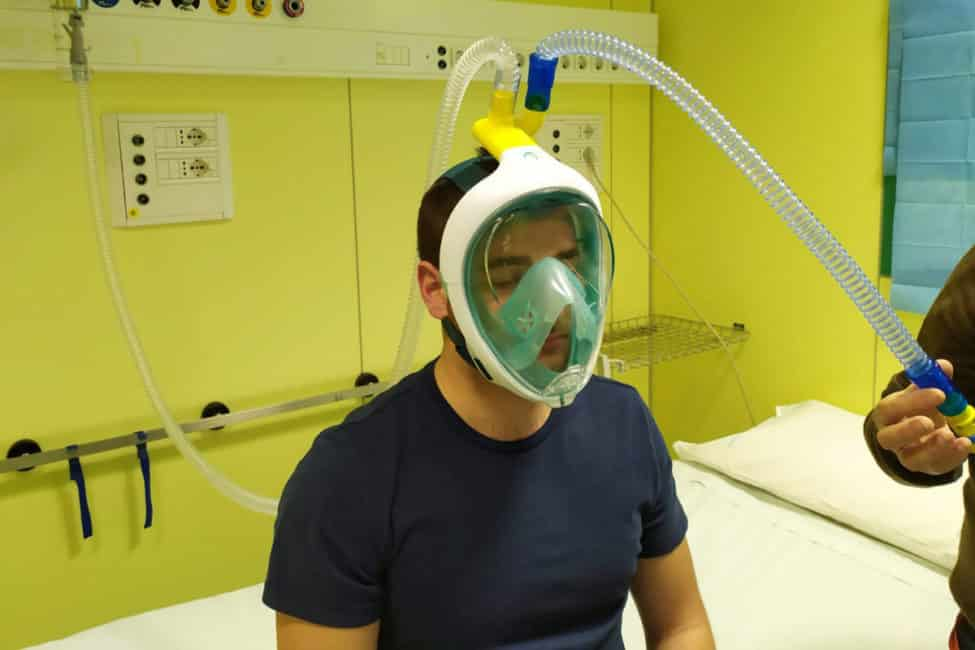 Decathlon stopt verkoop snorkelmasker Easybreath vanwege corona-crisis