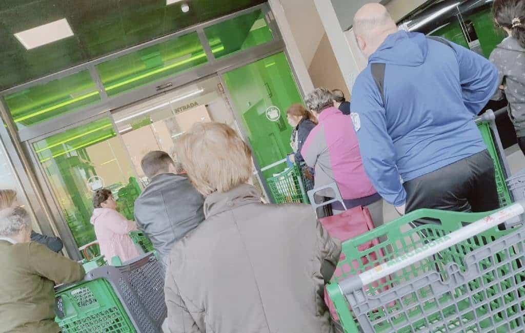 Mercadona neemt veiligheids- en gezondheidsmaatregelen