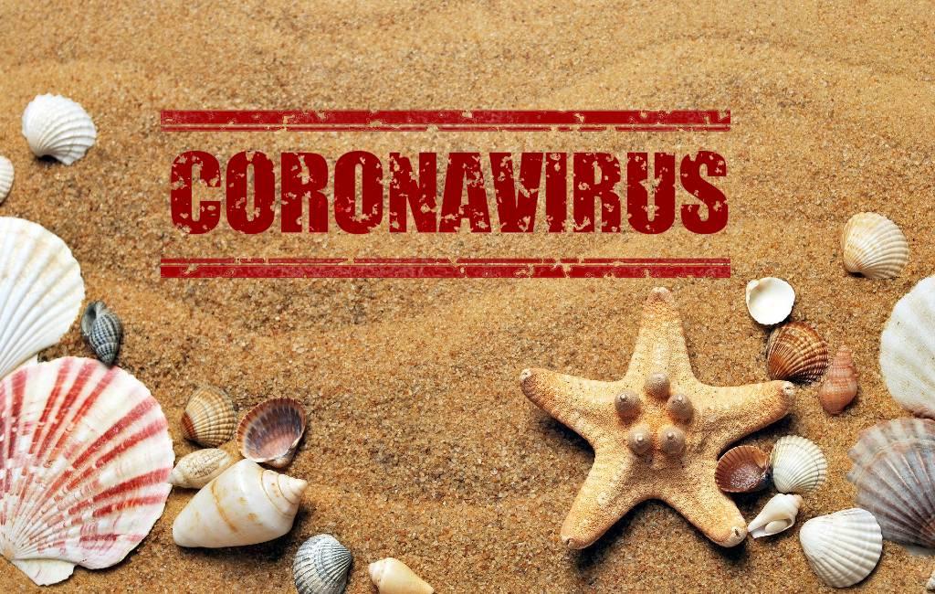 Toeristen aan de Costa Blanca en Murcia en de verspreiding van het coronavirus