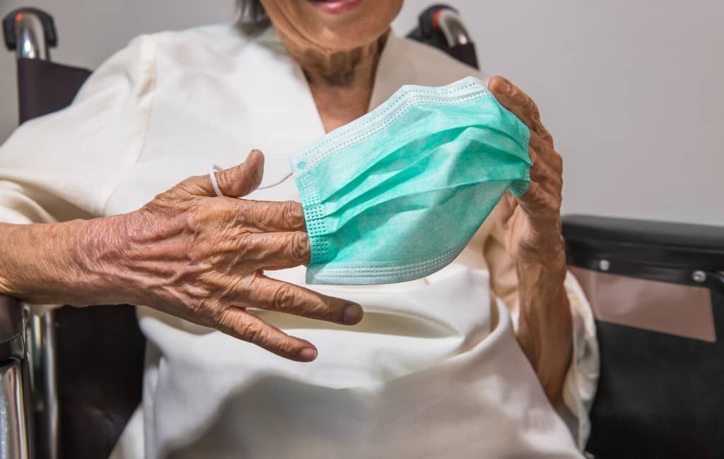 25 inwoners bejaardentehuis Madrid overleden aan Coronavirus
