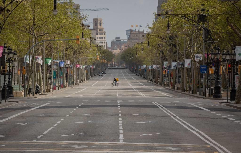 Journalist Edwin Winkels en de spookstad Barcelona op video