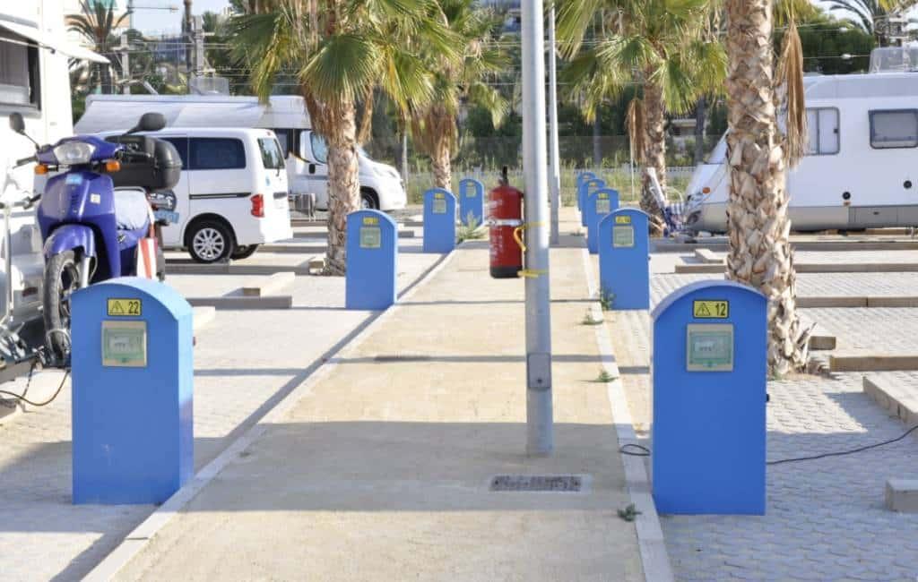 Málaga wil een camperparkeerplaats openen