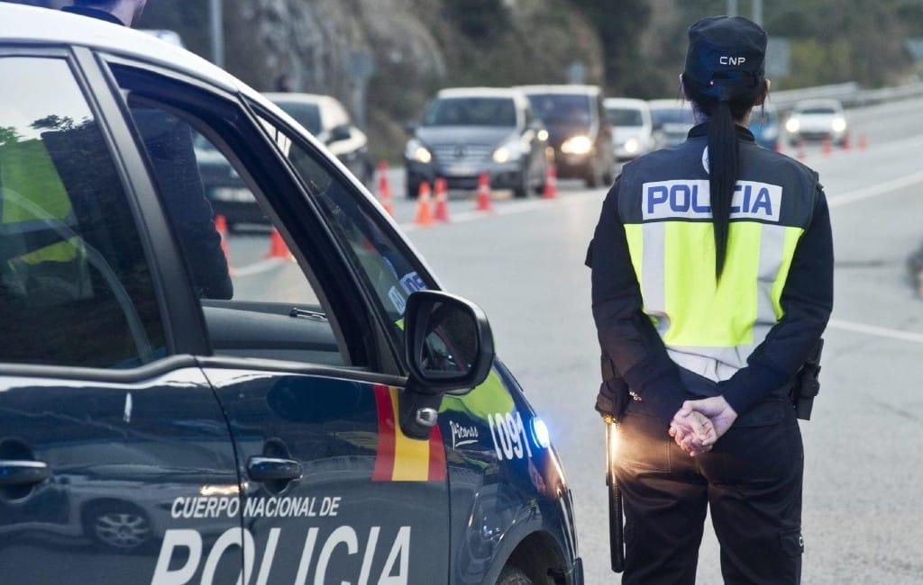 LET OP: kans op sluiten grenzen van Spanje