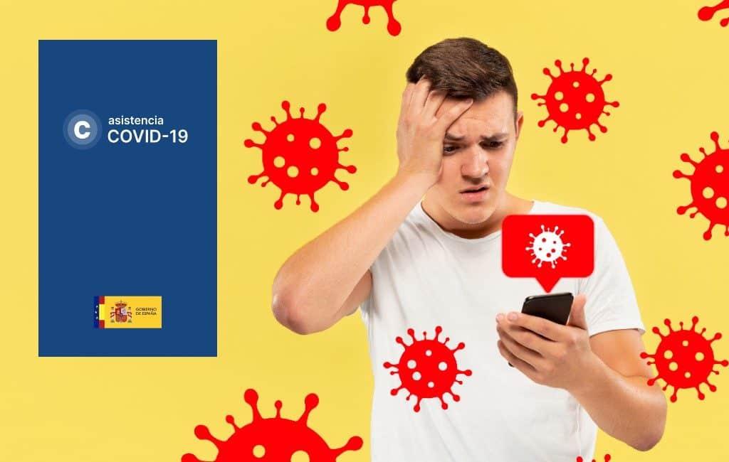 Speciale corona-app van de Spaanse regering nu beschikbaar