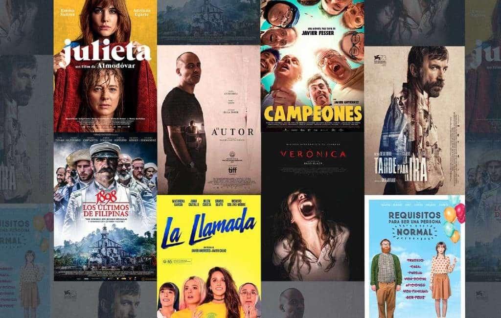 Spaanse TVE zender plaatst gratis 60 Spaanse films online
