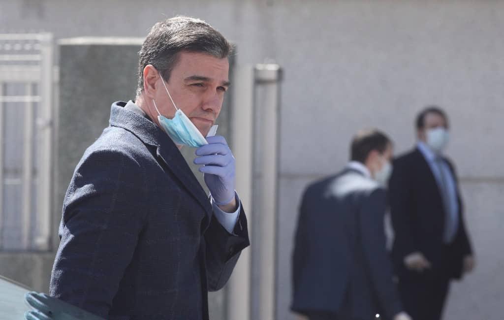 Worden mondmaskers verplicht en wordt de noodtoestand verlengd in Spanje?