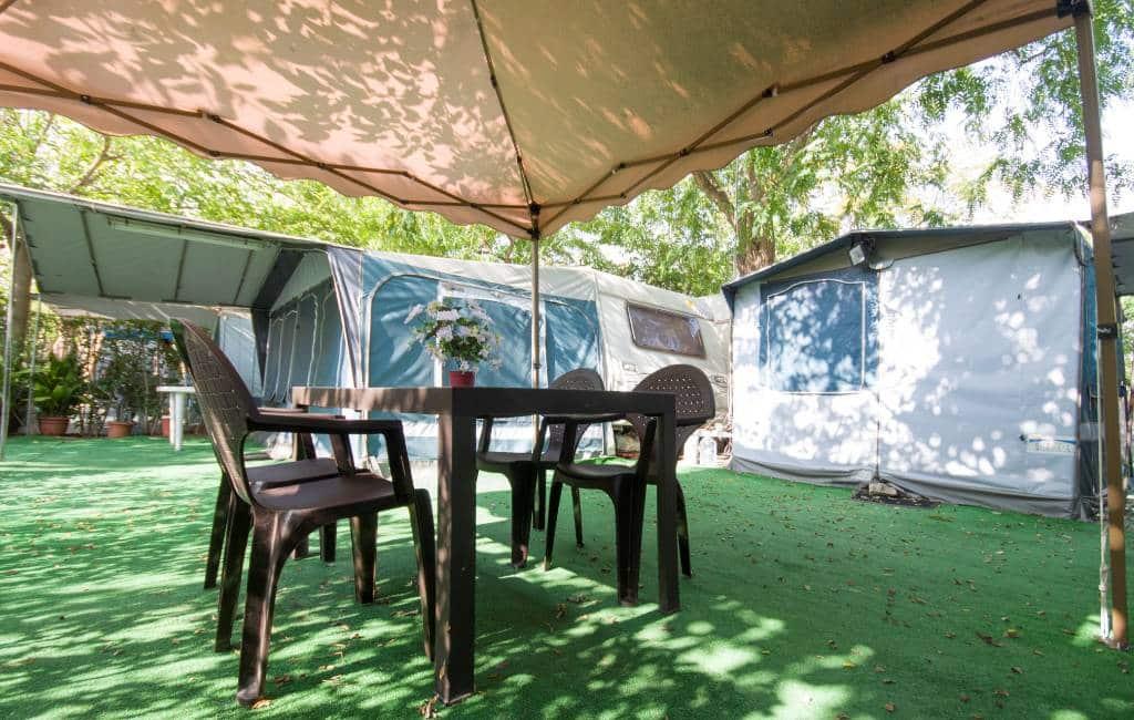 Plannen voor een nieuwe camping in Benidorm
