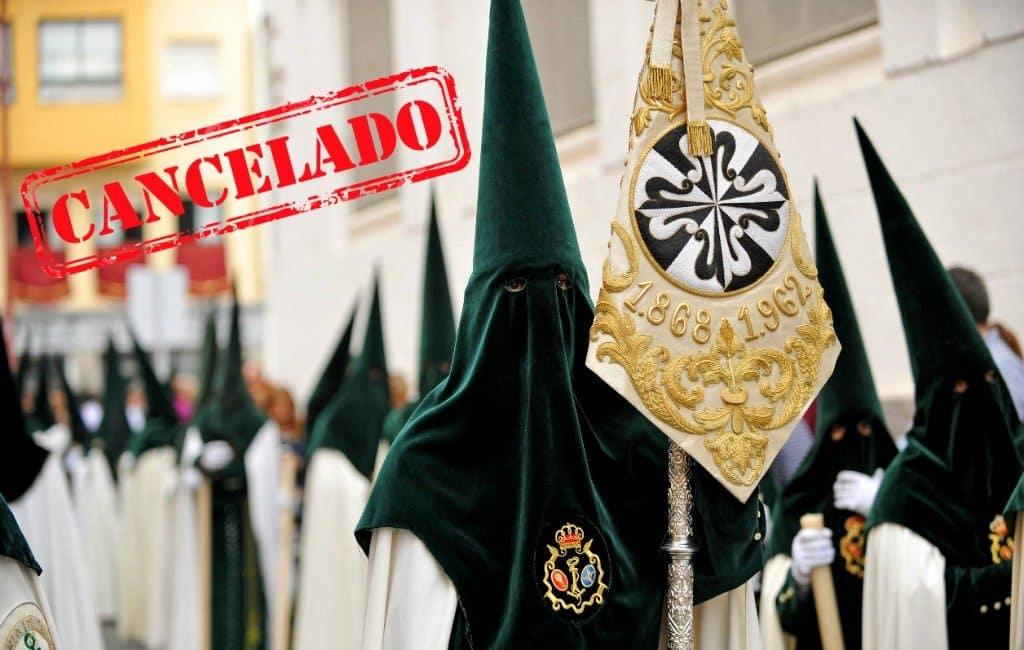 Semana Santa zonder processies, toeristen en verkeersdrukte in Spanje