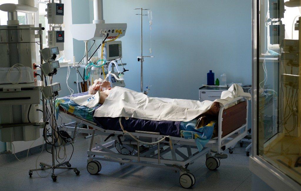 Geen leeftijdsdiscriminatie coronavirus en intensive care in Spanje