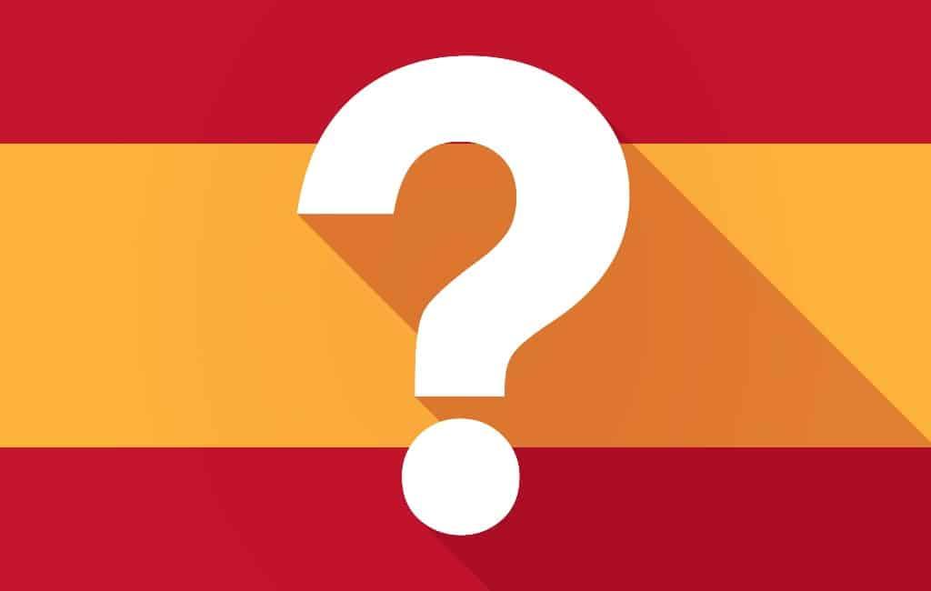 De wat weet jij over Spanje meerkeuzevragen quiz