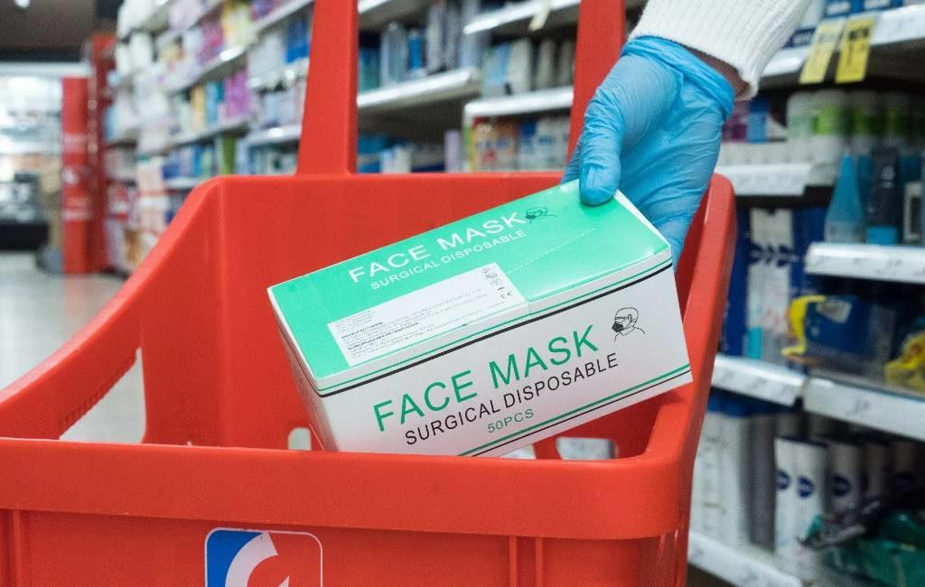 Lidl, Carrefour en Día supermarkten verkopen mondkapjes in Spanje