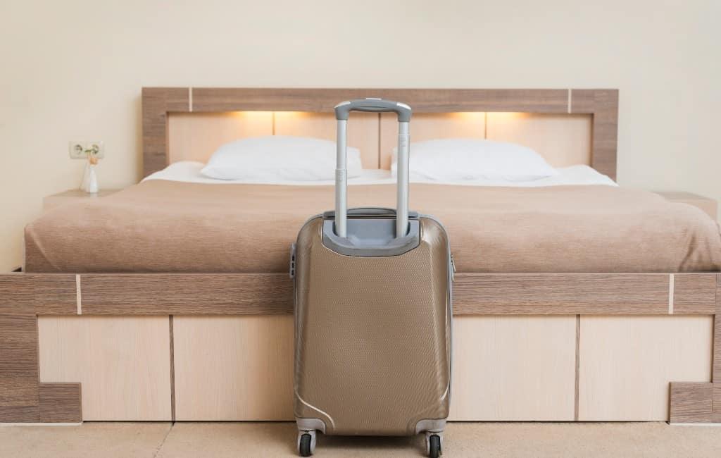 Aantal hotelovernachtingen in maart in Spanje met 61% gedaald