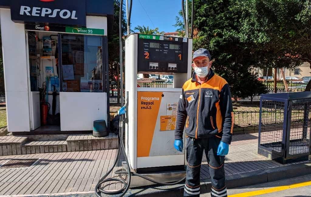 Tankstations mogen tijdens noodtoestand sluiten in Spanje