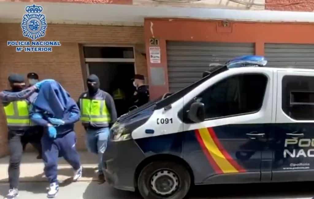 Europa's meest gezochte IS-terrorist gearresteerd in Almería