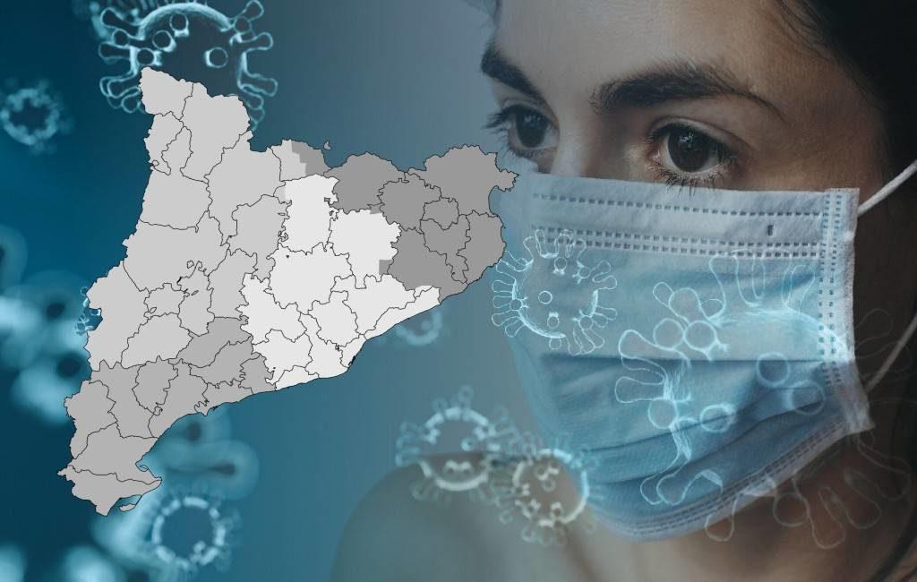Uitleg Catalonië en de de-escalatiefase 1 per gezondheidsdistrict