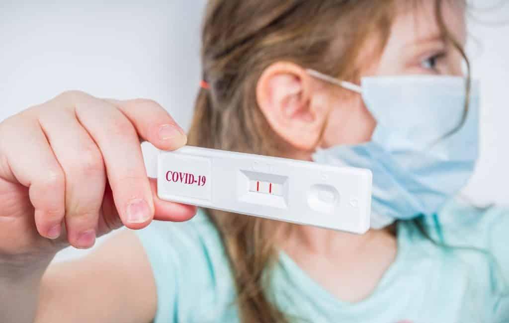 Aantal corona-besmettingen bij kinderen iets toegenomen in Spanje