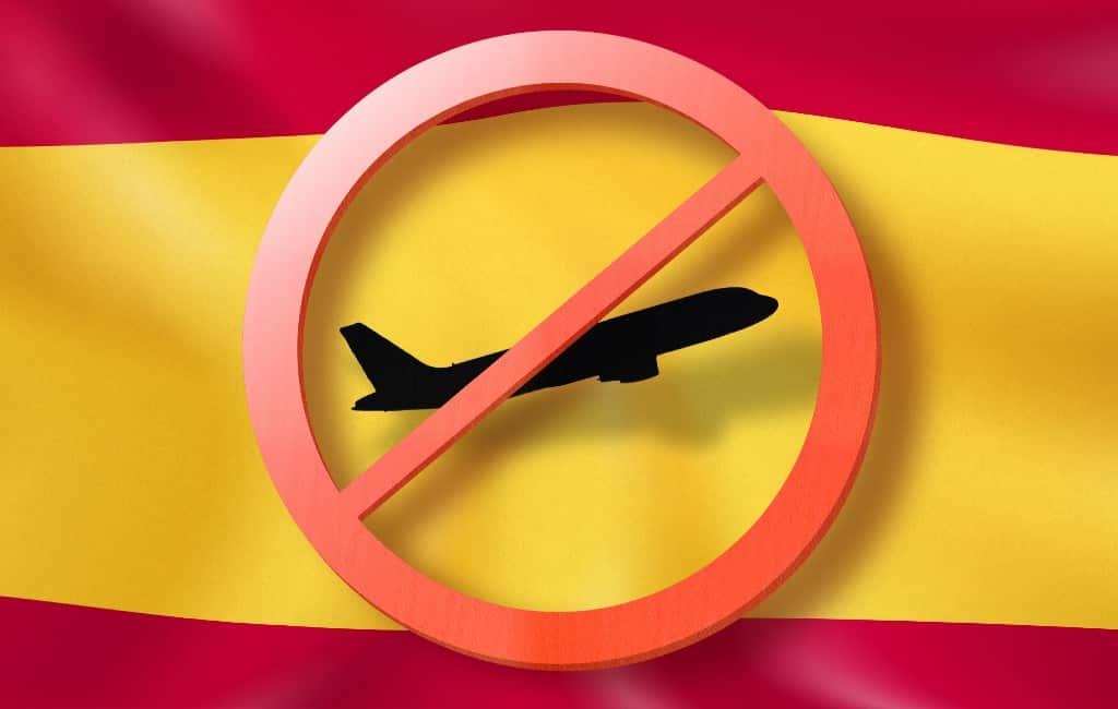 Als Brussel geen beslissing neemt over openen luchtruim doet Spanje dat