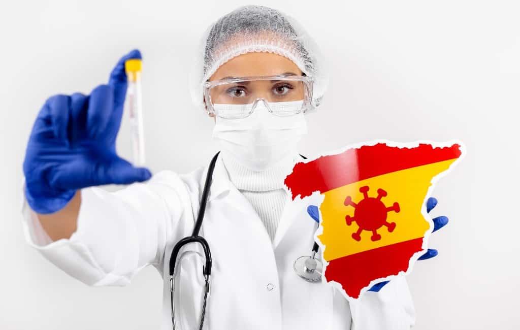 Minder dan 200 corona-doden en minder dan 1.000 besmettingen in Spanje
