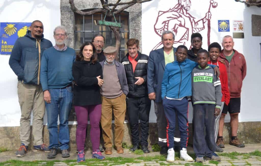 Fietsende Nederlander tijdens Camino de Santiago verrast door corona-crisis