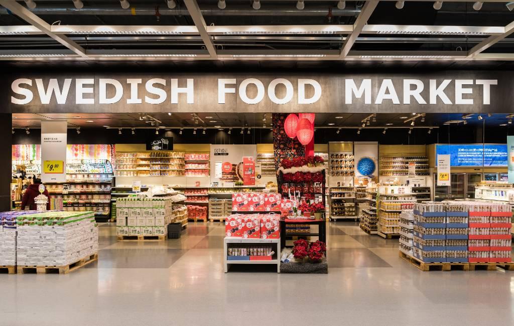 Ikea Spanje gaat weer open … maar alleen de Swedish Food Market