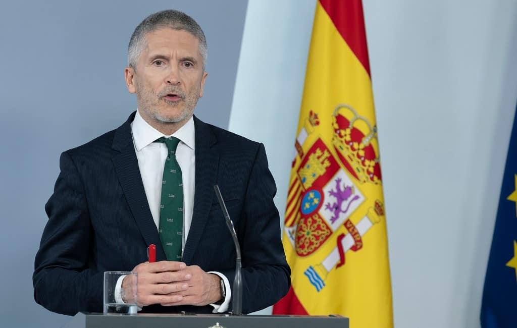 Heibel en gerommel bij de Guardia Civil en in de politiek in Spanje