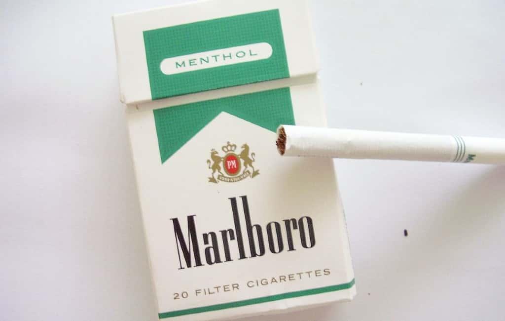 Spanje verbiedt verkoop mentholsigaretten