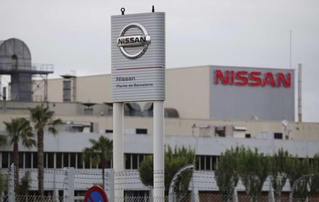 3.200 werklozen door sluiting Nissan fabrieken in Catalonië