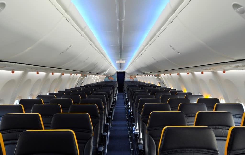 Ryanair wil geen social distance in vliegtuigen naar o.a. Spanje