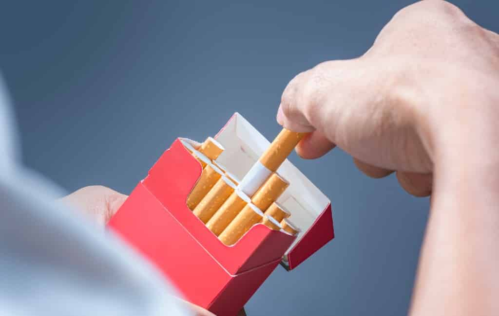 Prijzen voor sigaretten, sigaren en shag gewijzigd in Spanje
