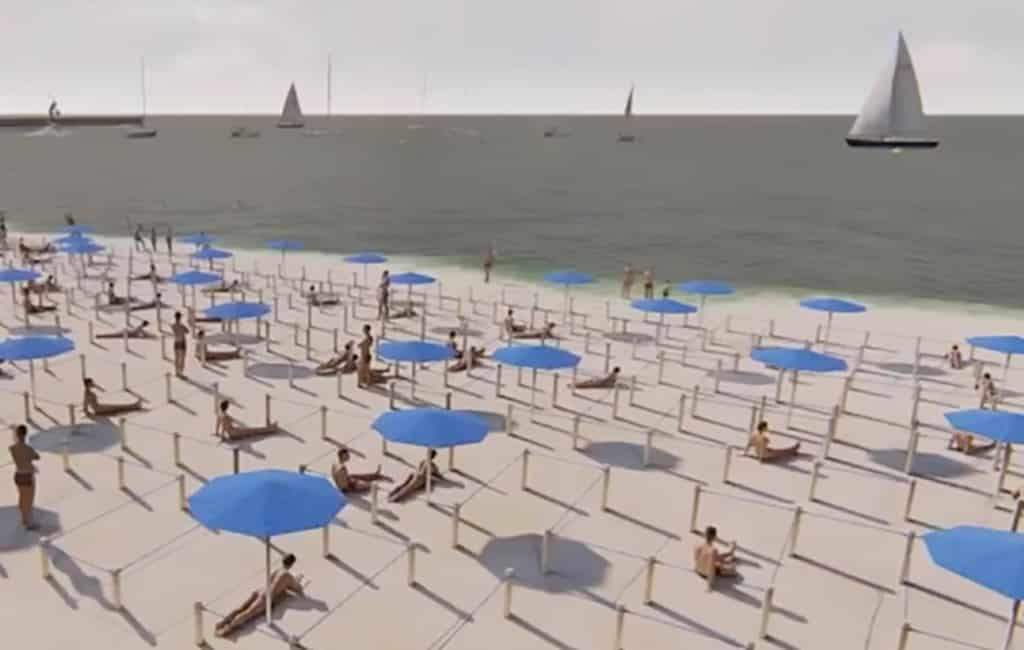 Deze zomer op afspraak naar het strand in Spanje?