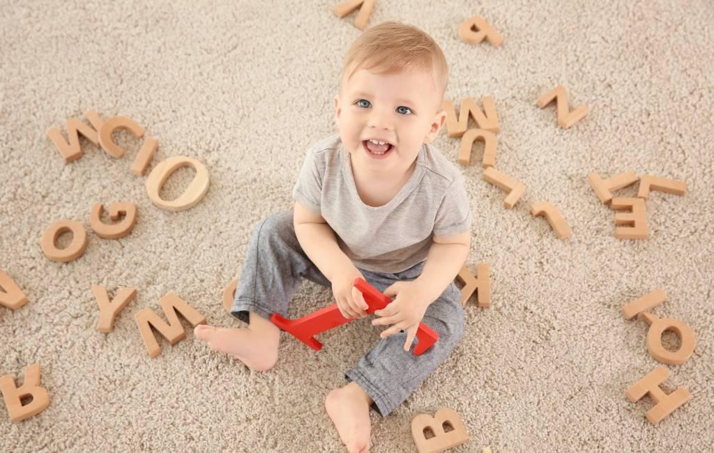 Meest voorkomende babynamen in Spanje