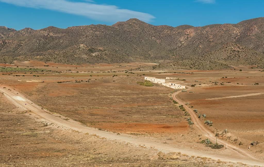 Problematische bouw van een hotel in het Cabo de Gata natuurpark